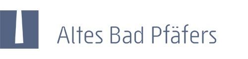 Logo Altes Bad Pfäffers