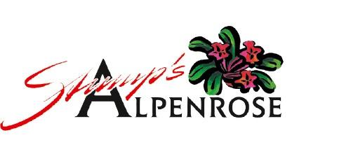 Logo Stump's Alpenrose