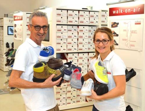 kybun Outlet-Aktion: Jetzt Luftkissen-Schuh kaufen
