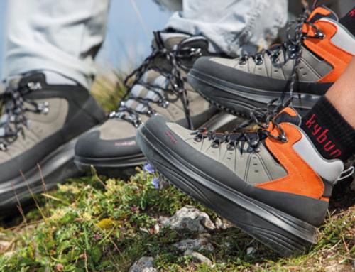 Sommerzeit ist Wanderzeit! Probewandern im kybun Schuh am Pizol